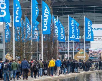 bauma – Weltleitmesse findet im Oktober 2022 statt