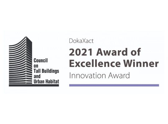 Innovation Award_DokaXact_Logo