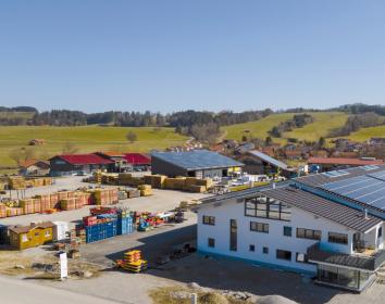 Schmölz Schachtfix & Baugeräte – Neuer Standort: Dem Erfolg Raum geben