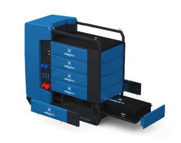 Xelectrix Power – Power Box-XPB Pro Range erhält Red Dot für hohe Designqualität