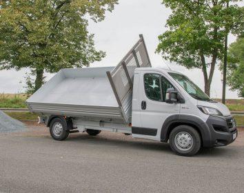 De Bondt Fahrzeugaufbauten – Das Leichtgewicht für schwere Arbeit