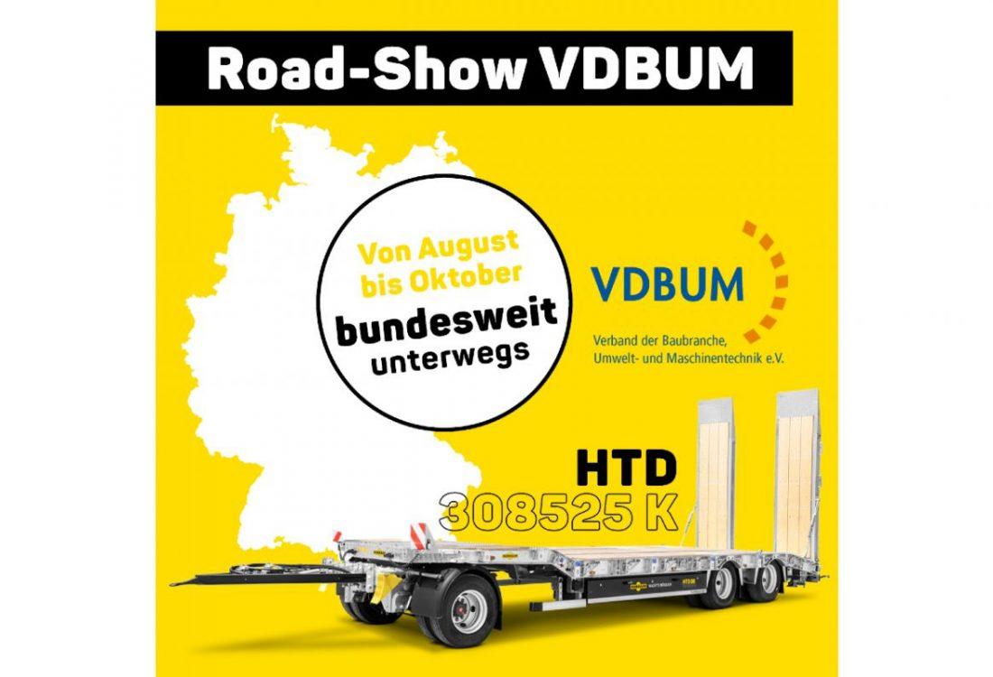 Humbaur Road Show