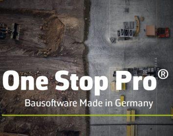 OneStop Pro Go! im Einsatz bei Schweiger Straßenbau