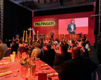Palfinger – Tore auf für neue Service-Welt